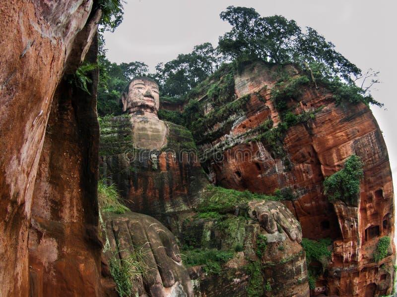 Gigante Budha fotografia de stock royalty free