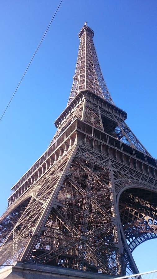 Gigante de Eifel da excursão fotos de stock royalty free