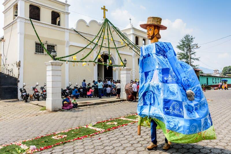 Gigante, Parramos, Gwatemala zdjęcie royalty free