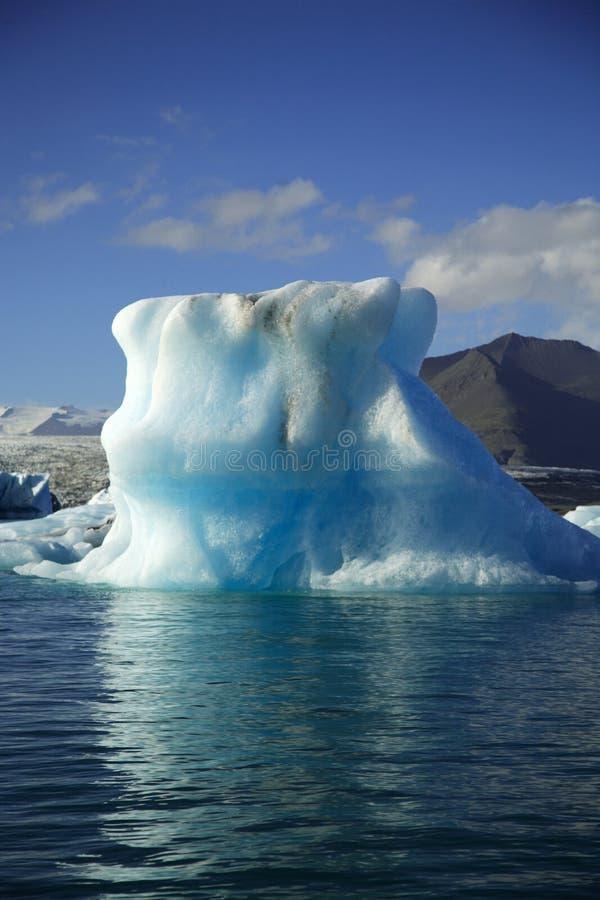 Gigantic iceberg royalty free stock image
