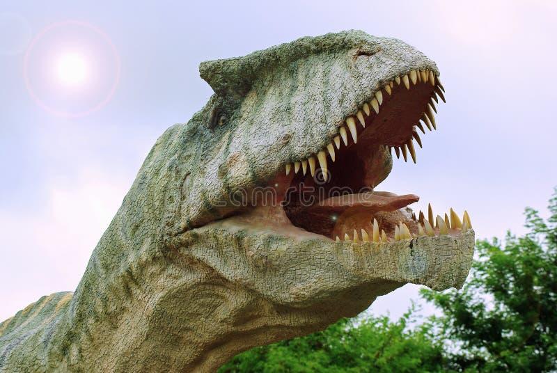 gigantosaurus στοκ φωτογραφίες