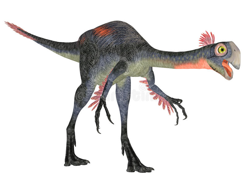 Gigantosaurus illustration de vecteur