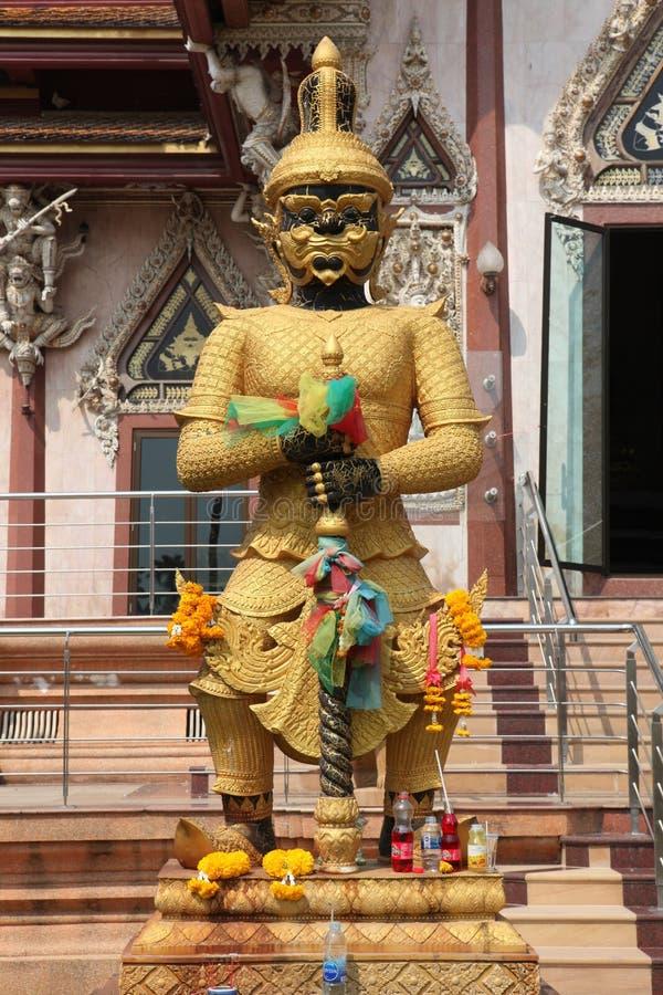 gigantyczna statua obraz stock