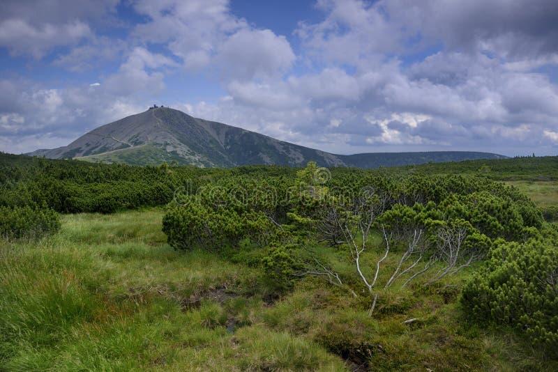 gigantyczne góry zdjęcia royalty free