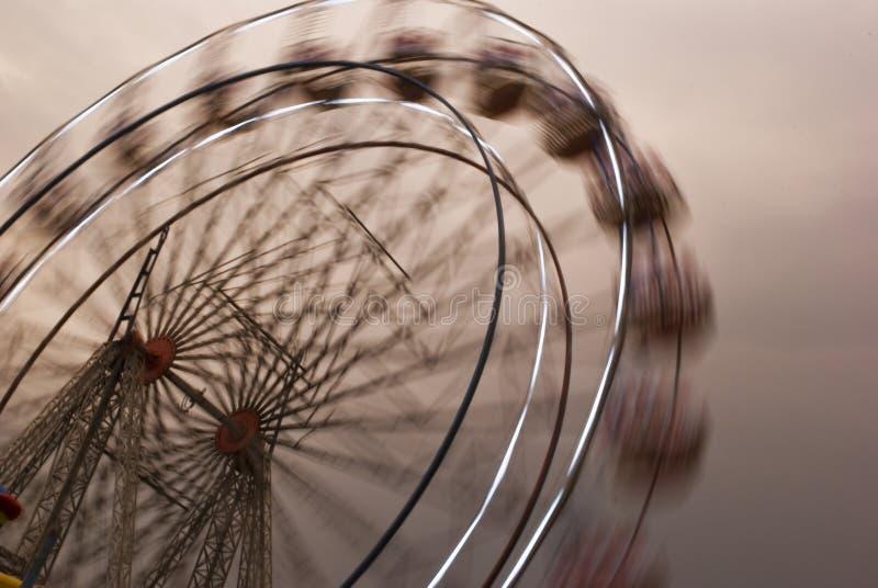 gigantyczny koło fotografia royalty free