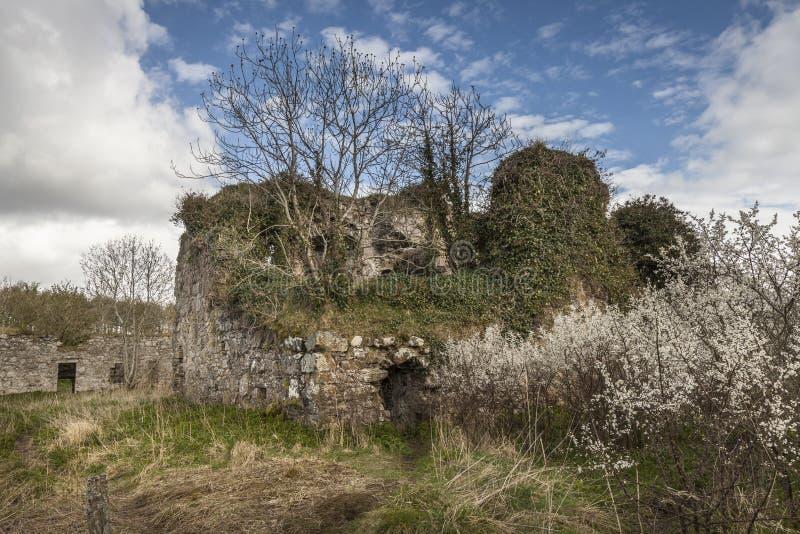 Gightkasteel in Aberdeenshire, Schotland stock foto