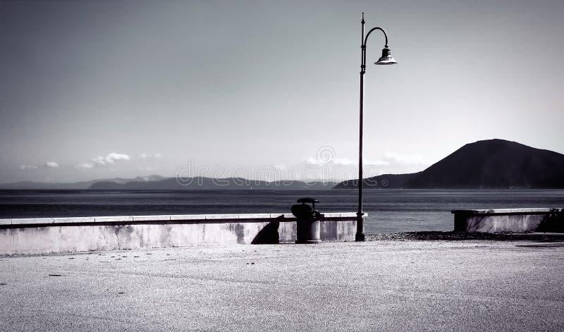 Giglio海岛 库存图片