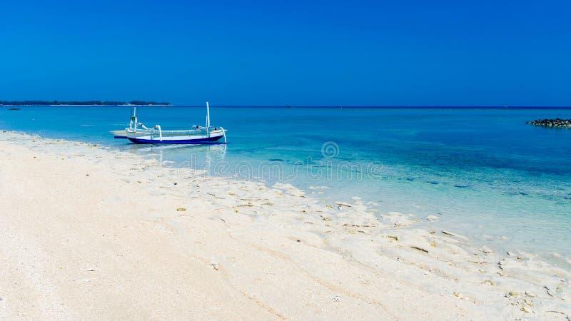 Gil powietrza morza widok fotografia royalty free