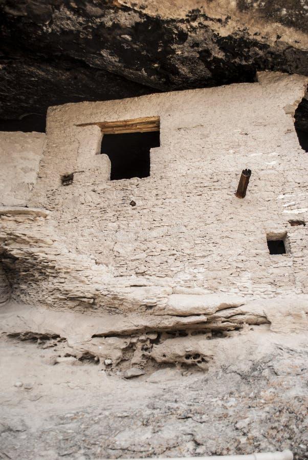 Gila Cliff Dwellings fotografia de stock royalty free