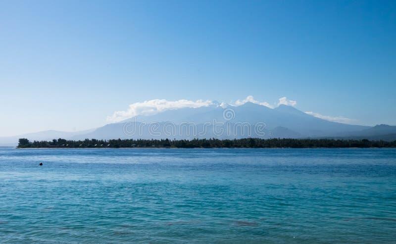 Gili islands, Lombok Indonesia royalty free stock photography