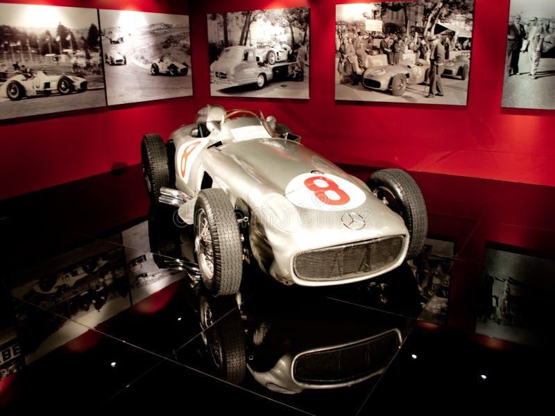 Gilles Villeneuve Ferrari T5 arkivfoto