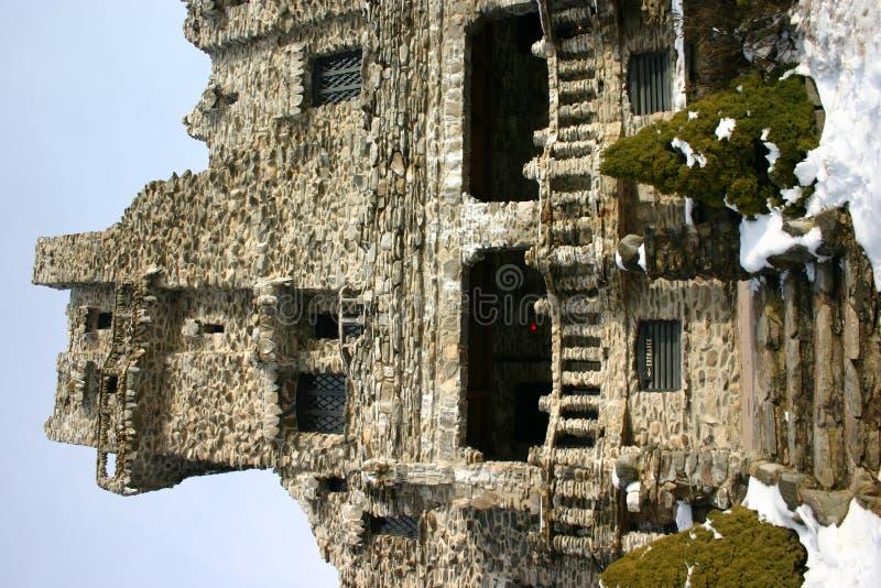 Gillete Castle royalty free stock photo