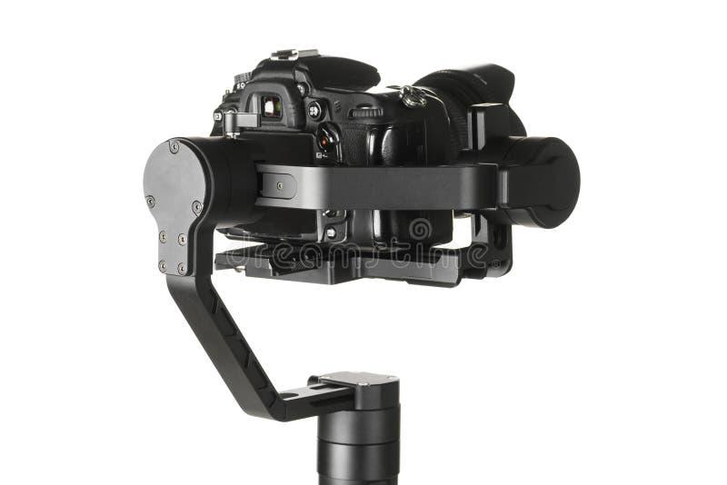 Gimbal stabilizator z kamer? zdjęcia royalty free
