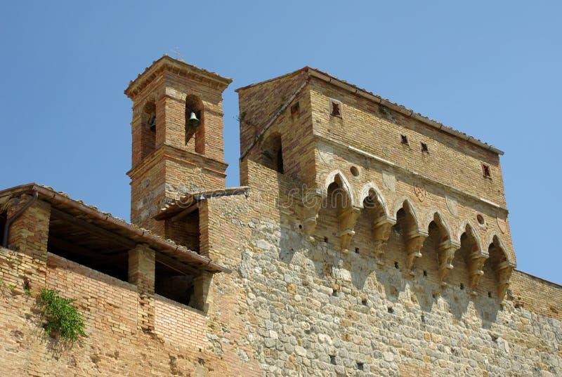 Download Gimignano Italy San Tuscany Fotografering för Bildbyråer - Bild av gammalt, latin: 3543171