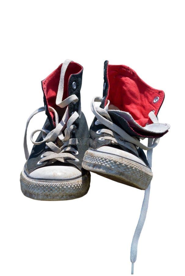 Gimnasia-zapatos 1 imagenes de archivo