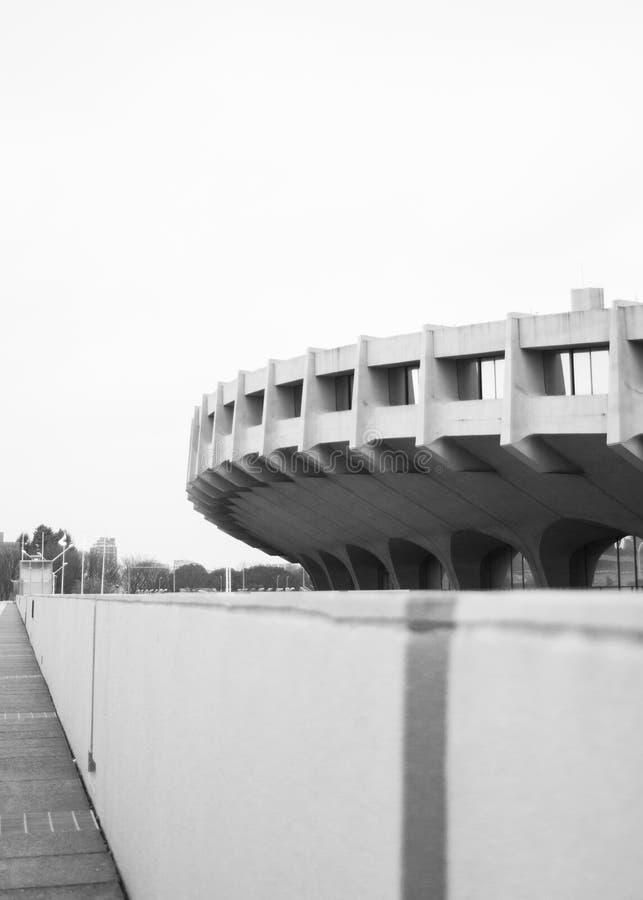 Gimnasio del nacional de Yoyogi imagen de archivo