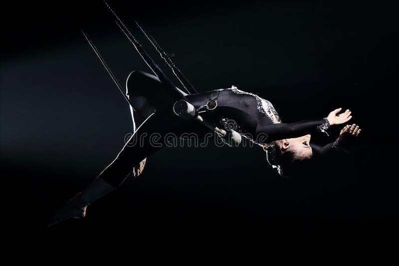 Gimnastic lizenzfreie stockfotos