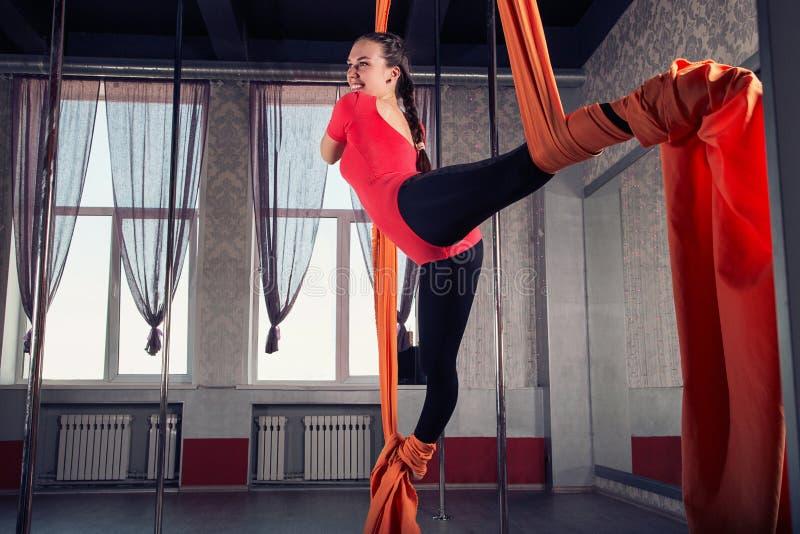 gimnastyczka zdjęcie royalty free