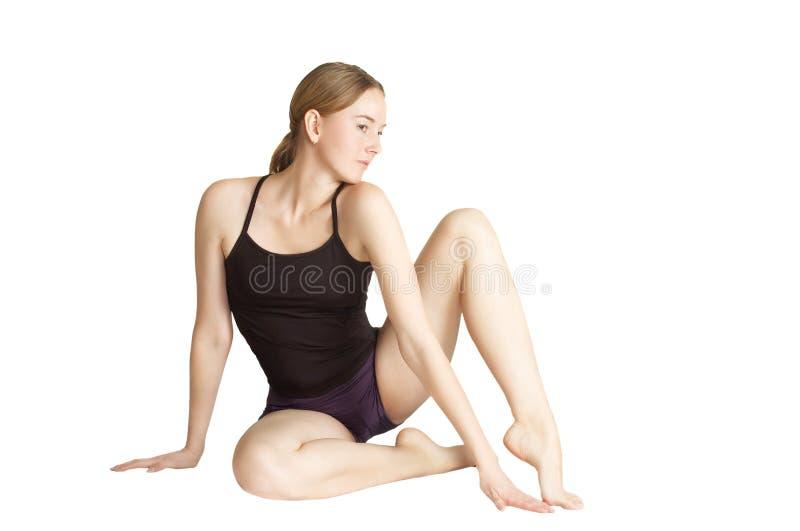 gimnastyczny obrazy stock