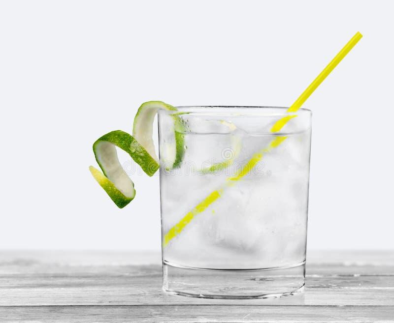 gin fotografia stock
