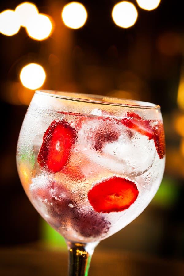 Gin Tonic foto de archivo
