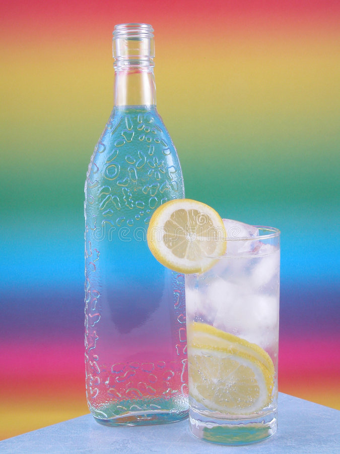 Gin and tonic royalty free stock photos