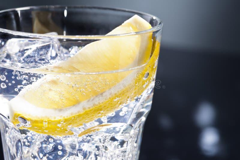 Gin Tonic eller Tom Collins arkivbilder