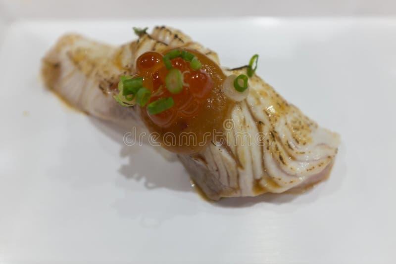 Gindara寿司 库存图片