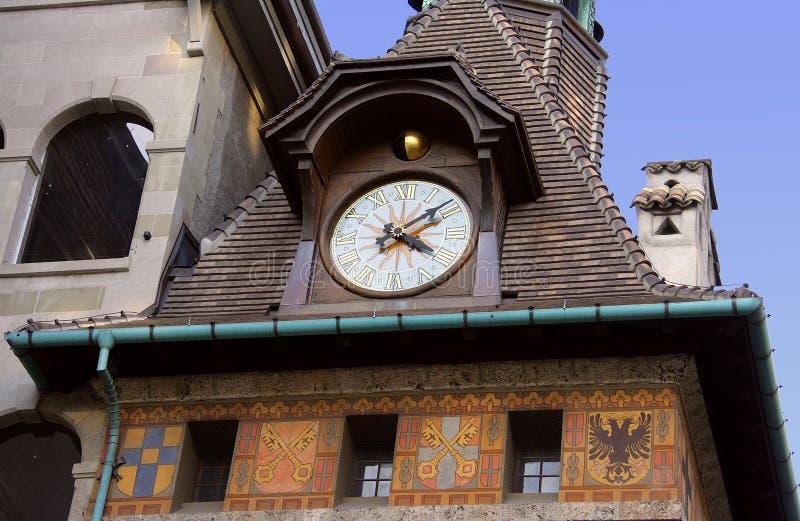 Ginebra 6 foto de archivo libre de regalías