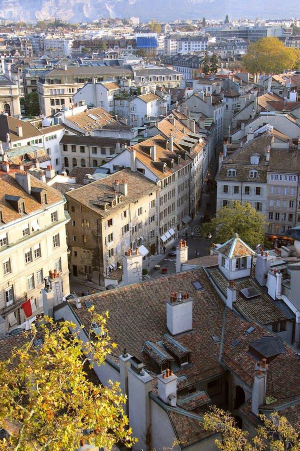 Ginebra 8 foto de archivo libre de regalías