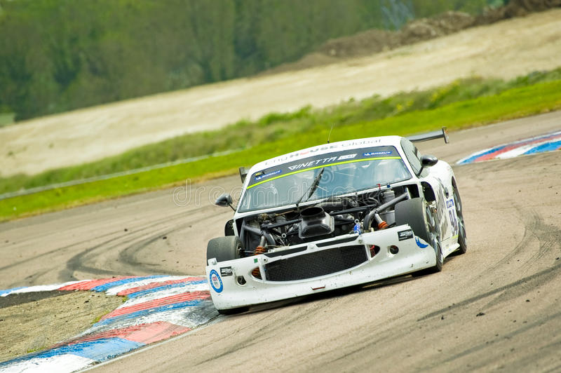 Download Ginetta damage editorial stock photo. Image of autos - 19376488