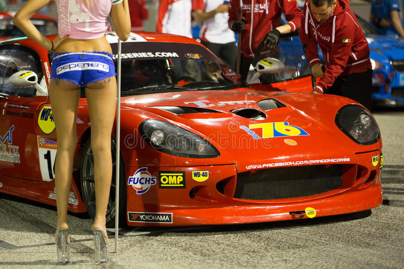 Ginetta G Race Car For Sale