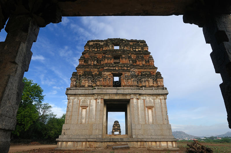 Download Gingee Fort stock image. Image of hind, kingdom, india - 19699021
