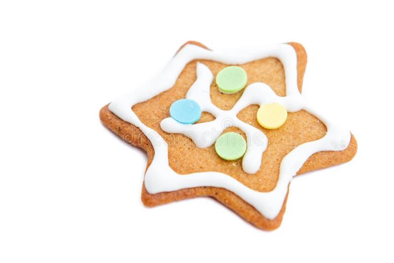 Ginger-brödet arkivfoto