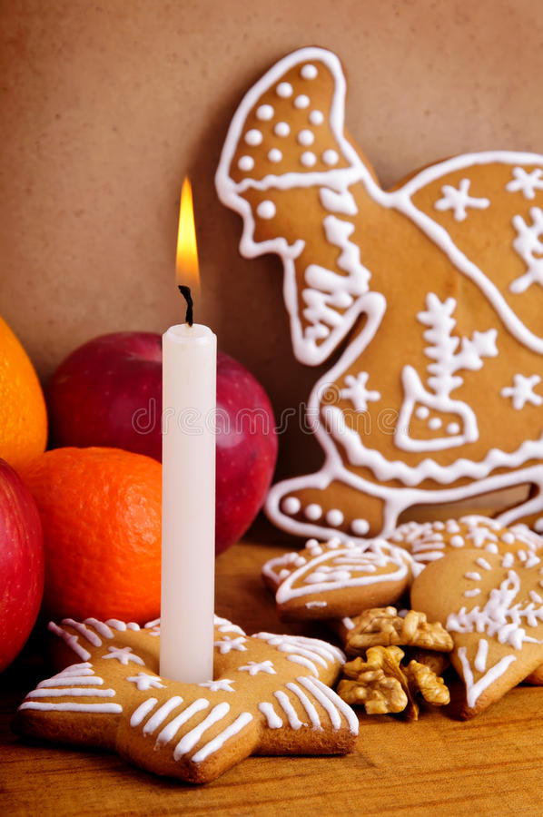 Free Ginger Bread Royalty Free Stock Photography - 17812927