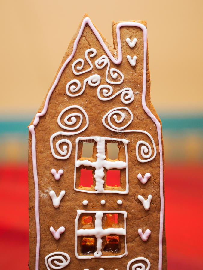Ginger Bread House fotografie stock