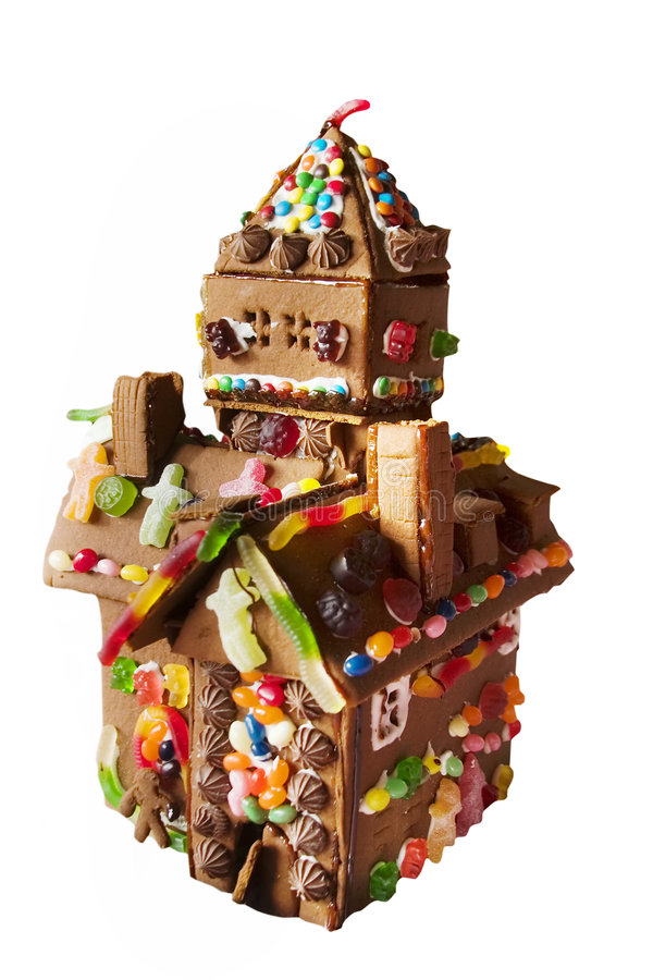 Free Ginger Bread House Royalty Free Stock Images - 514639