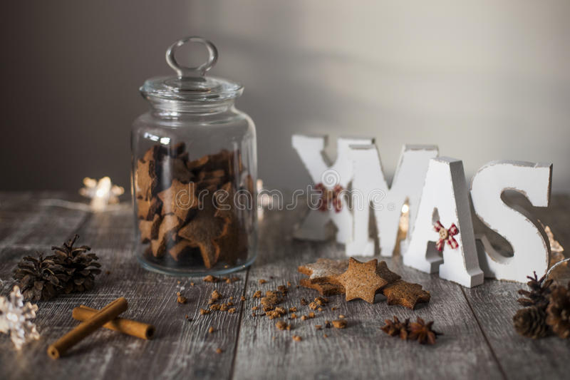 Ginger breads stock photos