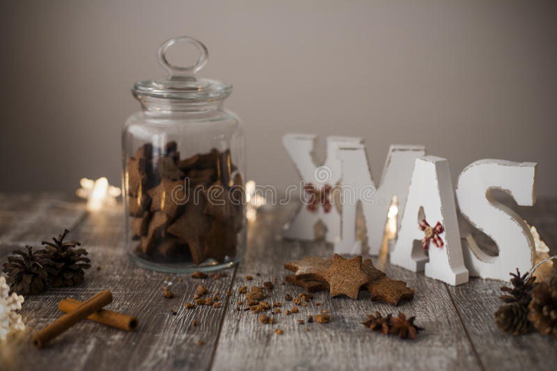 Ginger breads royalty free stock photography