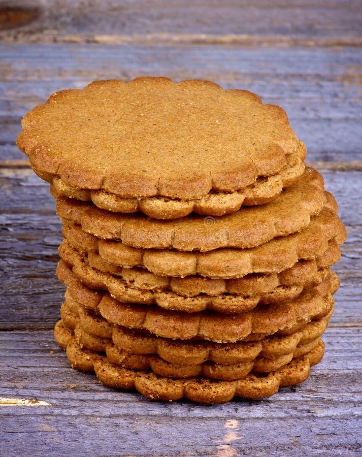 Ginger Cookies immagine stock libera da diritti