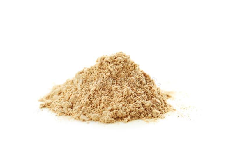 Ginger Powder stock fotografie