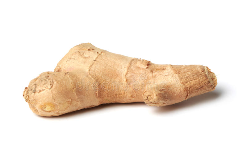Ginger root stock images