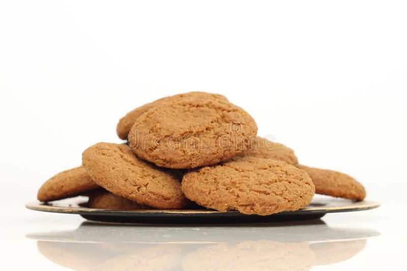 Download Ginger Snaps! stock photo. Image of home, fresh, ginger - 22024744