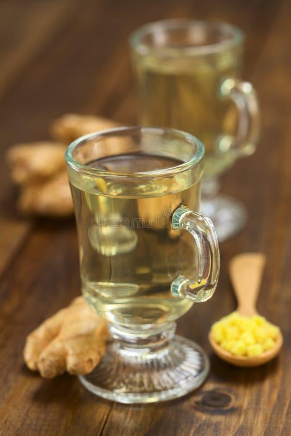 Ginger Tea fotos de stock