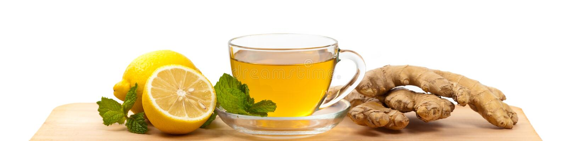 Ginger Tea photo libre de droits