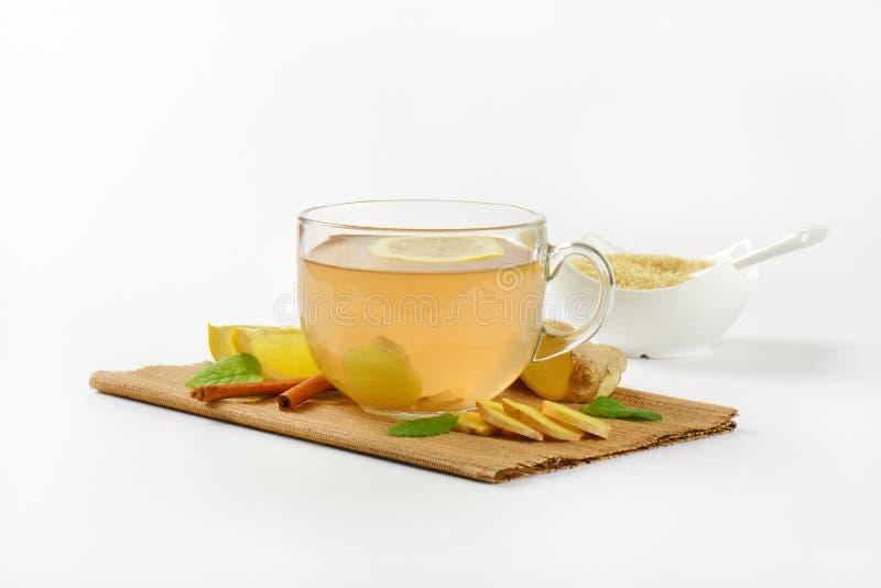 Ginger Tea images libres de droits