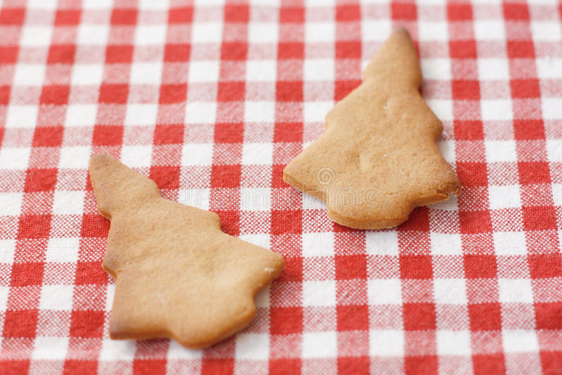 gingerbread печений стоковые изображения rf