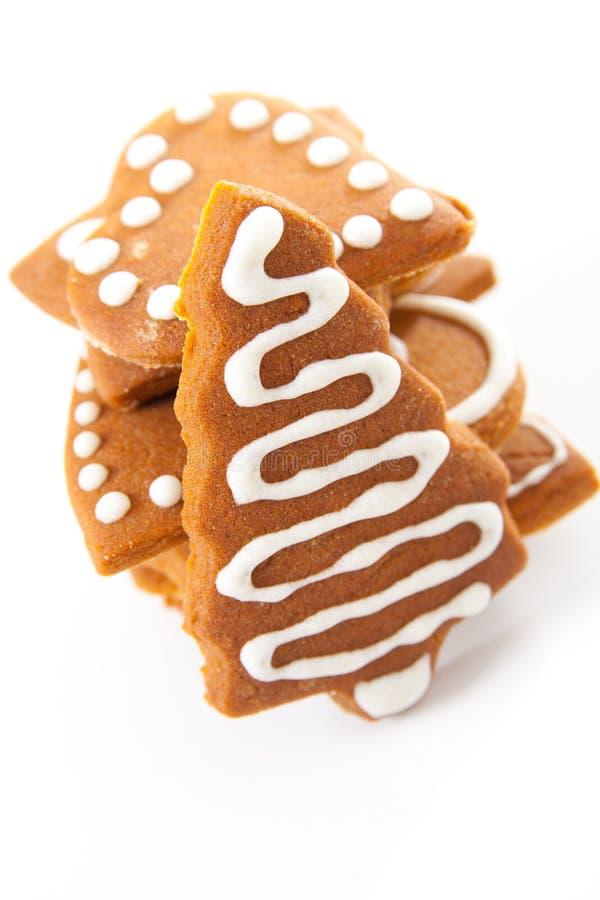 gingerbread печений стоковые фотографии rf