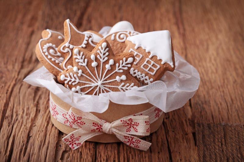 gingerbread печений стоковые фото