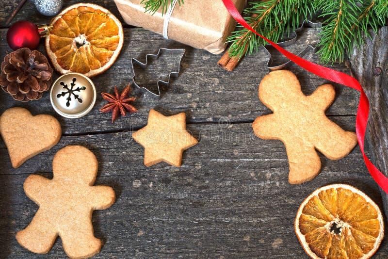 gingerbread стоковое изображение